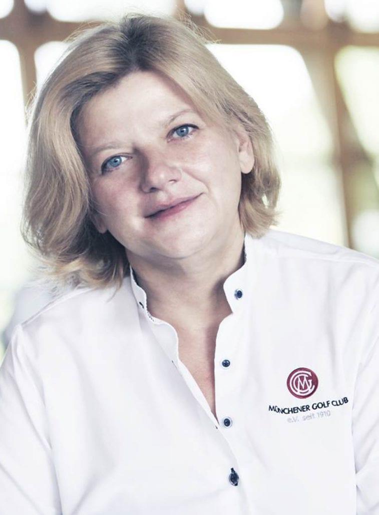Ein Portraitbild von Stefania Woerner